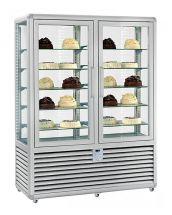 Vertical Pastry Showcase 848 Liters +4°C/+10°C