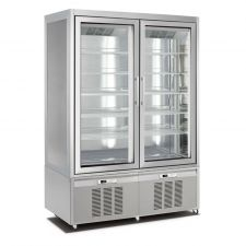 Commercial Upright Ice Cream Display Freezer 840 Lt CHGL136191