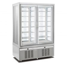Commercial Upright Ice Cream Display Freezer 840 Lt CHGL136194