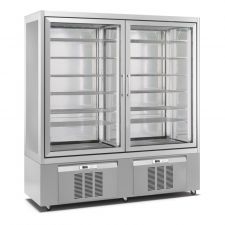 Commercial Upright Ice Cream Display Freezer 1200 Lt CHGL176191