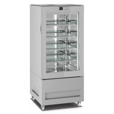 Commercial Upright Ice Cream Display Freezer 300 Lt CHGL6615TL1