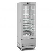 Commercial Upright Ice Cream Display Freezer 450 Lt CHGL6619TL1