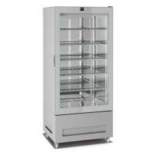 Commercial Upright Ice Cream Display Freezer 600 Lt CHGL8619TL1
