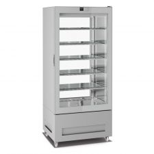 Commercial Upright Ice Cream Display Freezer 600 Lt CHGL8619TL2