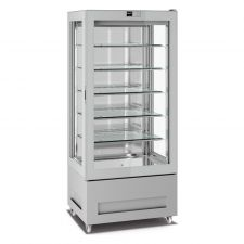 Commercial Upright Ice Cream Display Freezer 600 Lt CHGL8619TL3