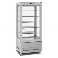 Commercial Upright Ice Cream Display Freezer 600 Lt CHGL8619TL4