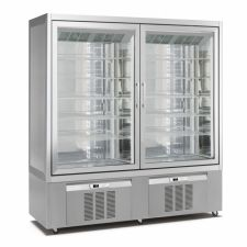 Vertical Cake and Ice Cream Display Fridge/Freezer 1200 Lt CHNF176191D