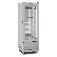 Vertical Cake and Ice Cream Display Fridge/Freezer 450 Lt CHNF6619TL1