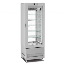 Vertical Cake and Ice Cream Display Fridge/Freezer 450 Lt CHNF6619TL2