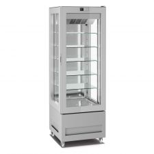 Vertical Cake and Ice Cream Display Fridge/Freezer 450 Lt CHNF6619TL3