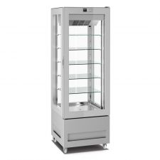 Vertical Cake and Ice Cream Display Fridge/Freezer 450 Lt CHNF6619TL4