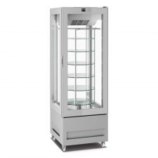 Vertical Cake and Ice Cream Display Fridge/Freezer 450 Lt CHNF6619TL4T