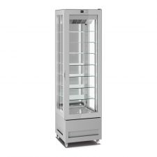 Vertical Cake and Ice Cream Display Fridge/Freezer 600 Lt CHNF6623TL3