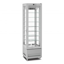 Vertical Cake and Ice Cream Display Fridge/Freezer 600 Lt CHNF6623TL4