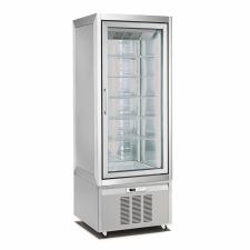 Vertical Cake and Ice Cream Display Fridge/Freezer 420 Lt CHNF76191
