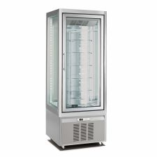 Vertical Cake and Ice Cream Display Fridge/Freezer 420 Lt CHNF76194T