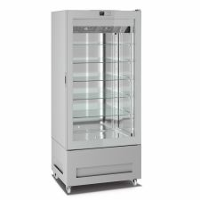 Vertical Cake and Ice Cream Display Fridge/Freezer 600 Lt CHNF8619TL1