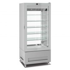 Vertical Cake and Ice Cream Display Fridge/Freezer 600 Lt CHNF8619TL2
