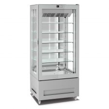Vertical Cake and Ice Cream Display Fridge/Freezer 600 Lt CHNF8619TL3