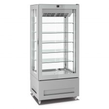 Vertical Cake and Ice Cream Display Fridge/Freezer 600 Lt CHNF8619TL4