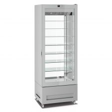 Vertical Cake and Ice Cream Display Fridge/Freezer 780 Lt CHNF8623TL2