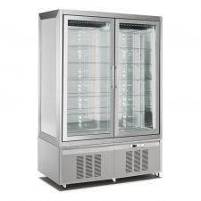 Refrigerated Vertical Glass Cake Display Cabinet 850 Litres CHPS136191