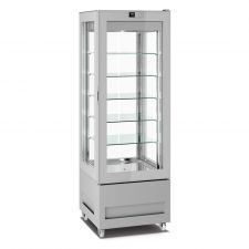 Commercial Upright Glass Cake Display Cabinet 450 Litres CHPS6619TL4