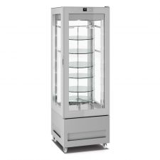 Commercial Upright Glass Cake Display Cabinet 450 Litres CHPS6619TL4T