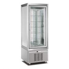 Refrigerated Vertical Glass Cake Display Cabinet 420 Litres CHPS76191
