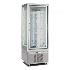 Refrigerated Vertical Glass Cake Display Cabinet 420 Litres CHPS76194T