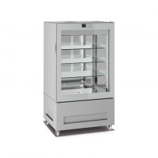 Commercial Upright Glass Cake Display Cabinet 450 Litres CHPS8615TL1