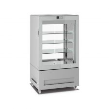 Commercial Upright Glass Cake Display Cabinet 450 Litres CHPS8615TL2