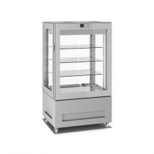 Commercial Upright Glass Cake Display Cabinet 450 Litres CHPS8615TL4