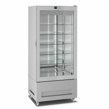 Commercial Upright Glass Cake Display Cabinet 600 Litres CHPS8619TL1