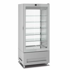 Commercial Upright Glass Cake Display Cabinet 600 Litres CHPS8619TL2