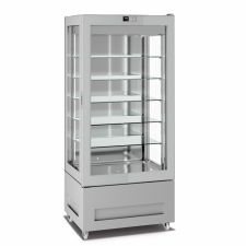 Commercial Upright Glass Cake Display Cabinet 600 Litres CHPS8619TL3