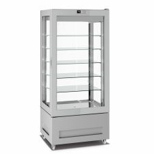 Commercial Upright Glass Cake Display Cabinet 600 Litres CHPS8619TL4