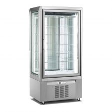 Refrigerated Vertical Glass Cake Display Cabinet 600 Litres CHPS96194
