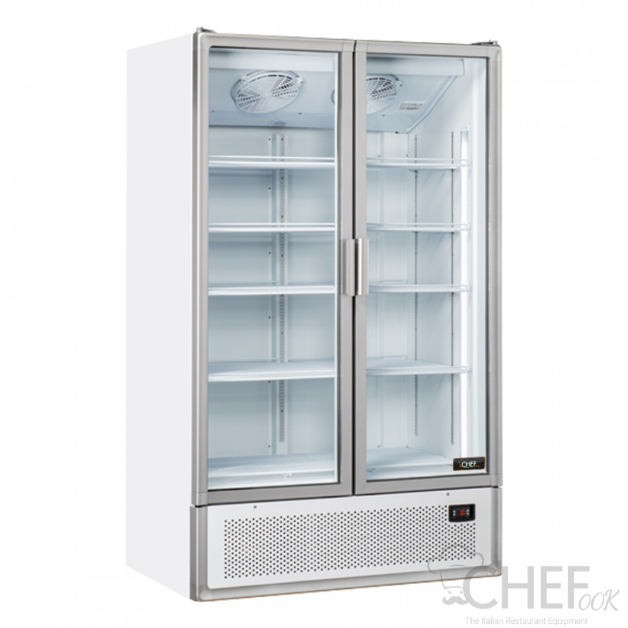 Refrigerated Display Case For Beverages 1200 Liters 0/+7°C