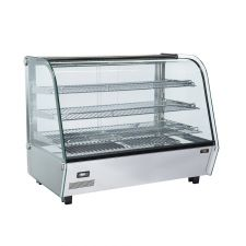 Tabletop Heated Display Case 160 Litres
