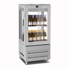 Weinkühlvitrine CHVN6615TL4