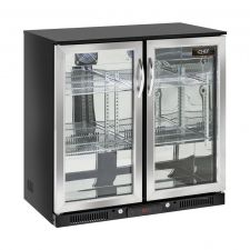 Counter Top Drinks Fridge 228 Litres +1°C/+10°C Hinged Door