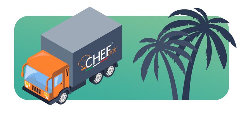 Attrezzature ristorazione Chefline