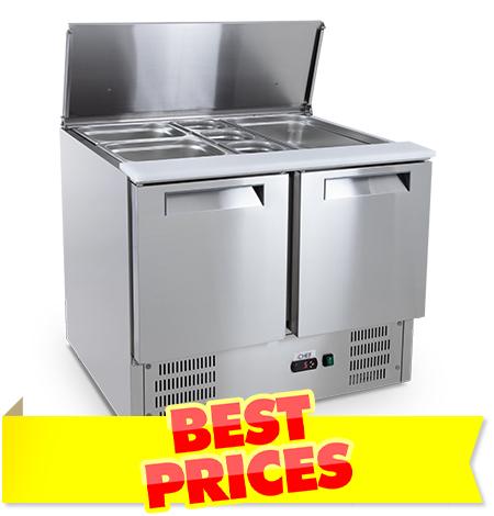 Saladette Fridges - Special Offers