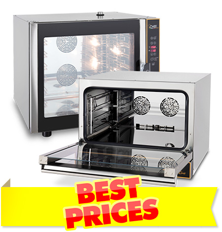 Electric Commercial Ovens - Special Offers!