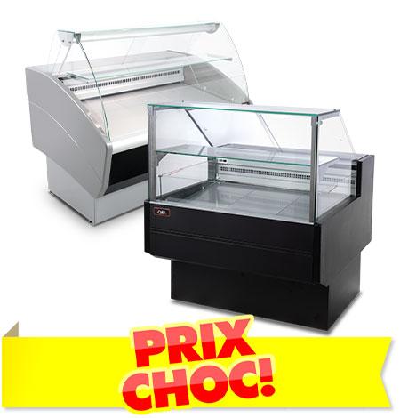 Comptoir Réfrigérés Prix Chock