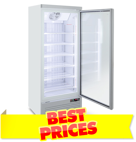 Vertical Ice Cream Display Freezer - Best Prices