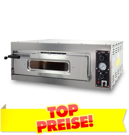 Elektrische Pizzaöfen EKO TOP PREISE
