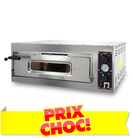 Fours à Pizza Électriques Pro EKO à Prix Choc